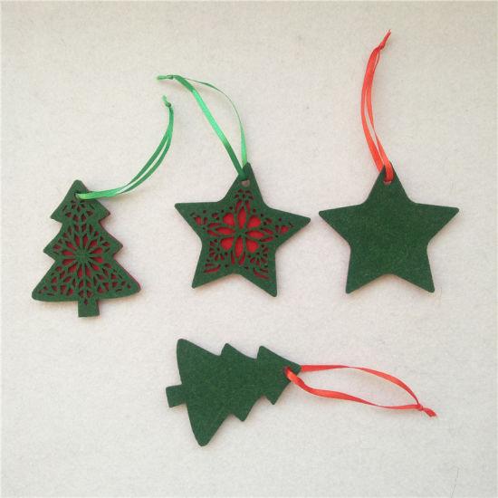Unique Christmas Ornaments.China Unique Christmas Ornament Felt Balls Personalized