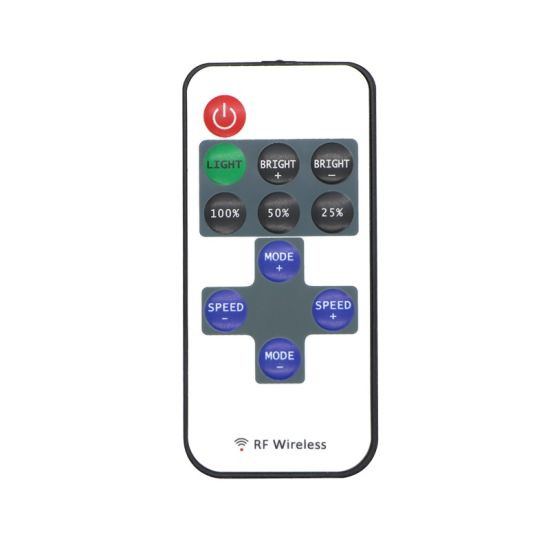 Wireless Remote Control Dimmer DC 5V - 24V pictures & photos