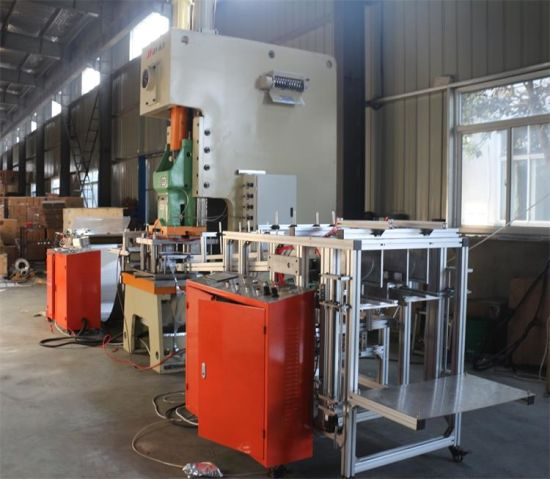 Aluminium Foil Container Machine (Automatic) pictures & photos
