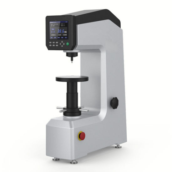Color Touch Screen Digital Rockwell Hardness Tester (DigiRock YL-DR3)
