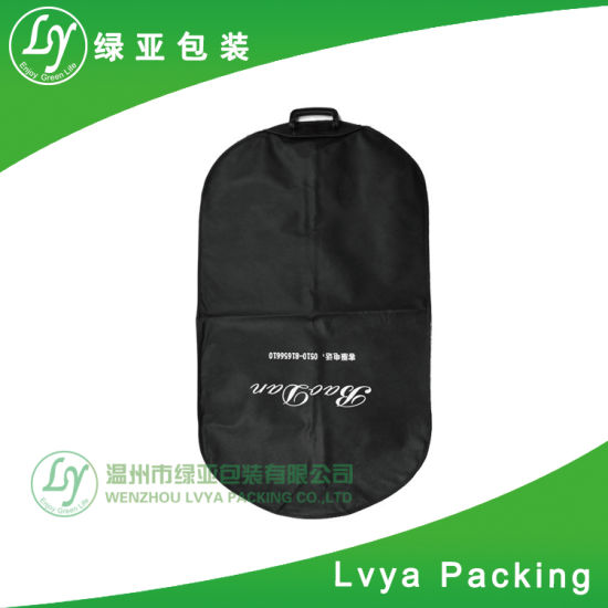 8ad7cc101e8d High Quality Customized Large Size Suit Cover Packing Non Woven Garment Bag