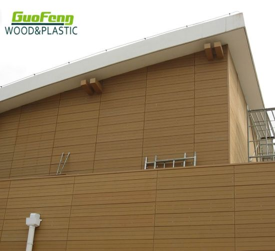 Hot Sale Durable WPC Exterior Wall Panel Cladding, Wall Cladding Outsides