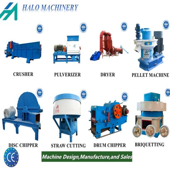 China Factory High Quality Pellet Mill/Wood Pallet Mill/Pellet Machine/Wood Pellet Machine/Agricultural Machinery/Briquette Machine for Biomass Power Plant