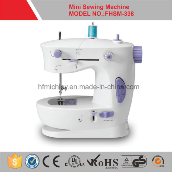 China Factory Price Mini Electric Portable Sewing Machine For Extraordinary China Sewing Machine Price