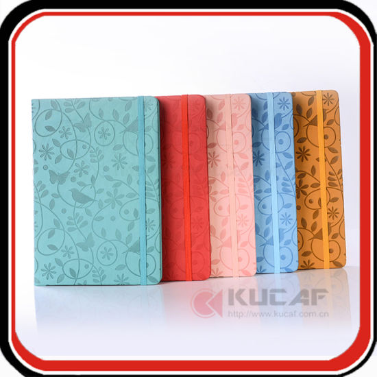 picture about Hardcover Daily Planner identified as China Tailor made PU Hardcover 2019 Every day Planner - China