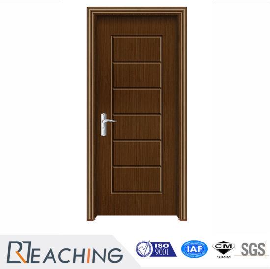 Latest Wood Panel Door Design Interior Skin Panel Wooden Doors For