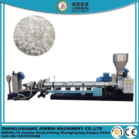 Full Automatic HDPE Flakes Can Bottles Milk Bottles Single Screw Extruder Extrusion Pelletizing Machine with ABB Inverter