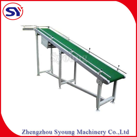 Mobile Inclineded Rubber PVC PU Belt Conveyor for Carton 20/40 FT Container Loading