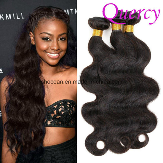 Top Quality Wet And Wavy Weave Human Hair Brazilian Virgin Whole