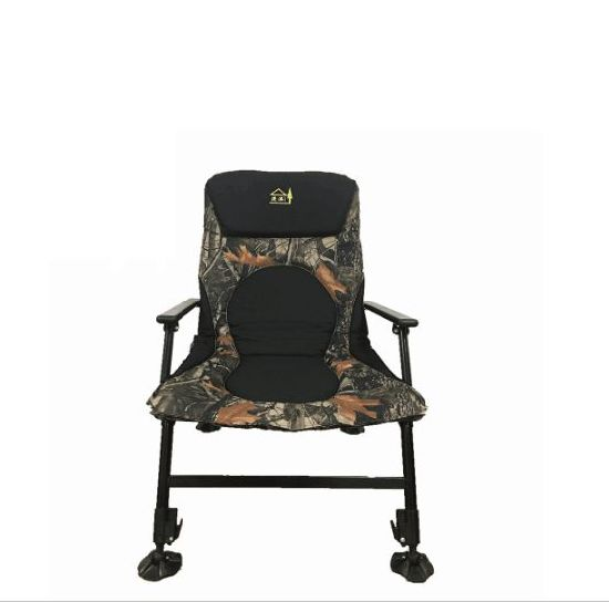 Folding Carp Fishing Chair Camping Recliner Fold Chair pictures & photos