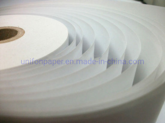 High Quality Thermal Jumbo Roll Heat Transfer Paper