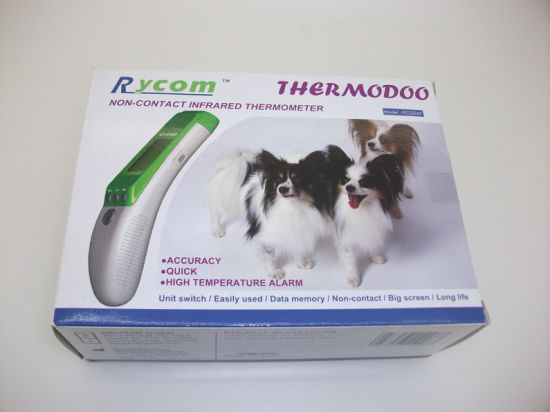RC004T Digital IR talking thermometer pictures & photos