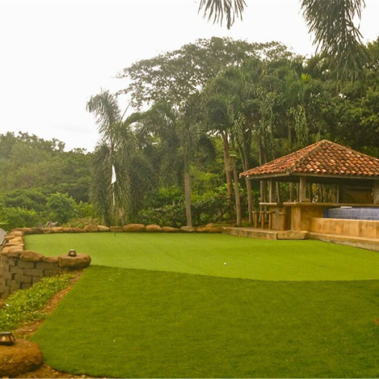 Golf Field Artificial Grass Synthetic Turf (GFE) pictures & photos