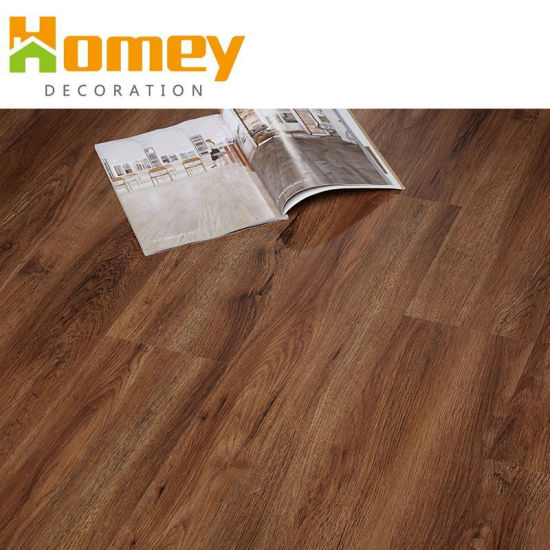 High Quality & Best Price Wood Embossed PVC Flooring/Vinyl Flooring pictures & photos