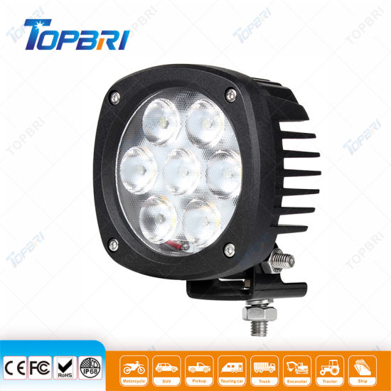 Led Auto Light Emc Approved 35w 12volt Tractor Car Lights