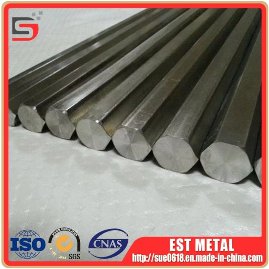 High Quality Grade 2 ASTM B348 Titanium Bar in Stock pictures & photos
