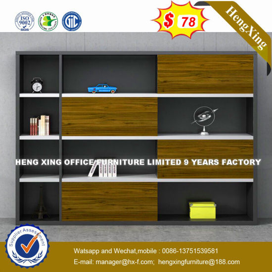 2-Drawer Handle Free Front Door Designs Cabinet (HX-8N1577) pictures & photos