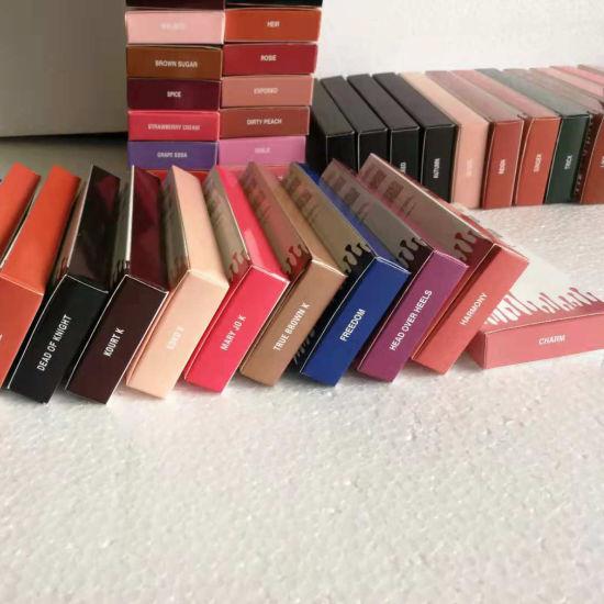 Kyli E Koko39 Lip Gloss+Lip Liner Set Matte Non-Stick Cup Liquid Lipstick