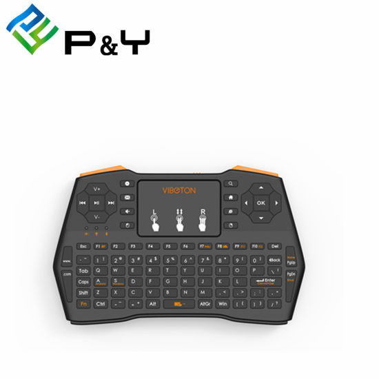 Mini Wireless Keyboard with Touchpad Mouse Favorable I8 Plus 2.4G Air Mouse for Android TV Box
