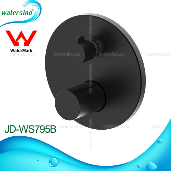 Jd-Ws512 Newest Design Brass Pin Lever Shower Mixer with Diverter pictures & photos