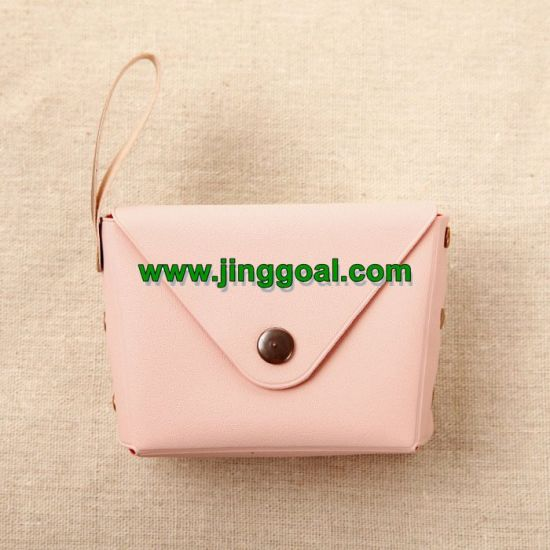Lady′s Mini Cosmetics Handbag pictures & photos