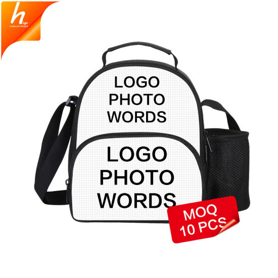China Eco Customized Polyester Lunch Cooler Bag Target with