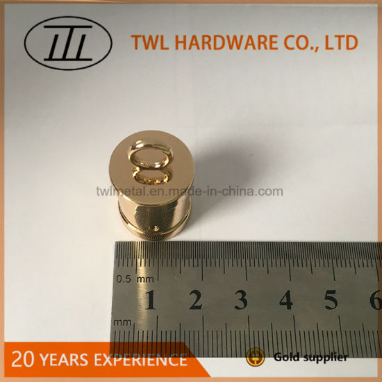 China Gold Finish High Quality Plating Hanging Hardware For