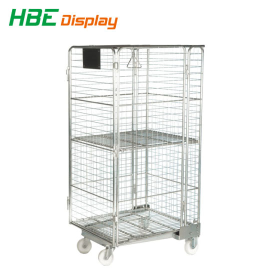 a Frame Logistic Storage Roll Trolley pictures & photos