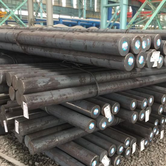 6m Length Special Round Steel of Grade 4140 and En19