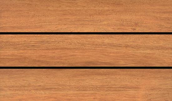China Inkjet Unglazed Wooden Ceramic Floor Tile for Floor Building ...