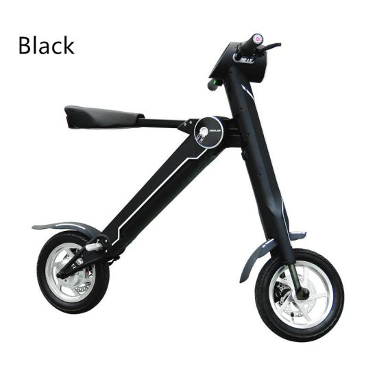 350W 48V EEC Coc Road Legal Electric Foldable Scooter