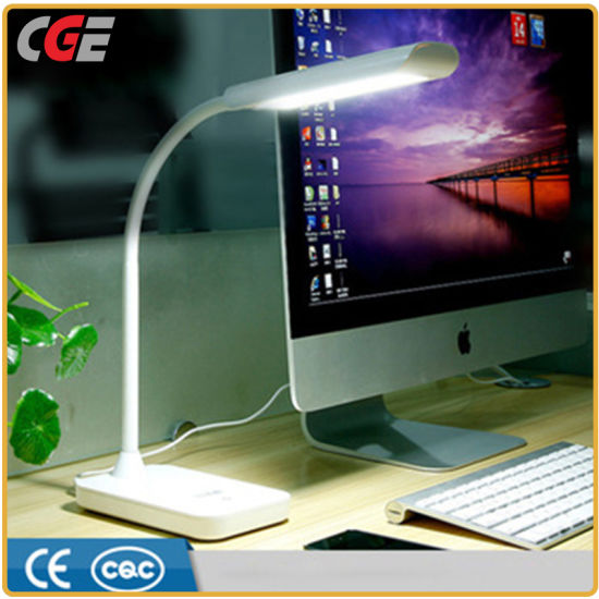 Led Table Lamp Touch Sensor Dimmable Flexible Desktop Book Reading