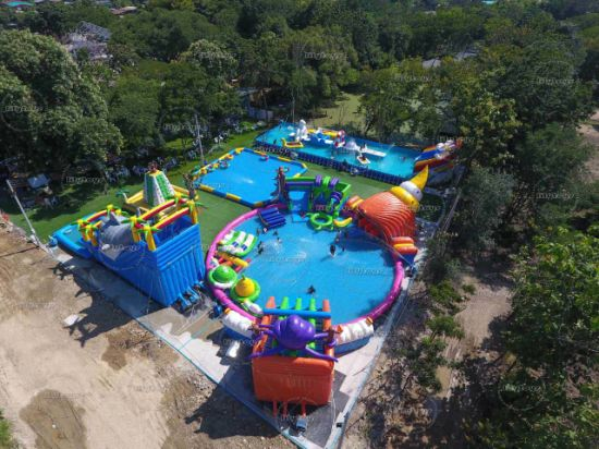 Amazing Cheap Best Commercial Inflatable Water Park pictures & photos