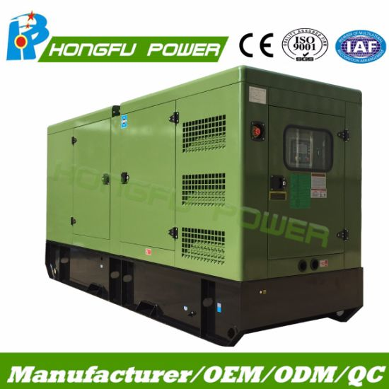 Standby 33kw Power Electric Industrial Diesel Generator Set with Dse
