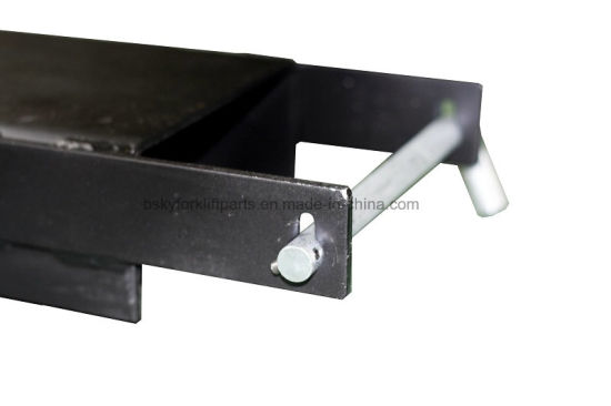 China Factory Base-Closed Fork Extension for Forklift Forks pictures & photos