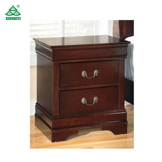 china original solid wood smart nightstand, unusual bedside tables Funky Bedside Tables
