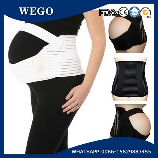 Women Maternity Pregnancy Waist Tummy Belly Band Belt Support Back Brace Girdle