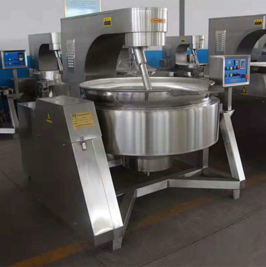 Large Output Puff Popcorn Making Machine