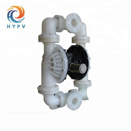 Air Operated PVDF 3 Inch Mini Explosion Proof Submersible Diaphram Pumps pictures & photos