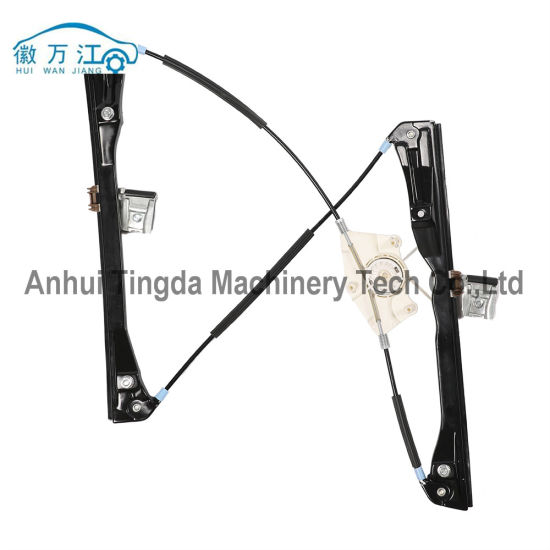 Car Power Window Regulator Suit for VW Bora 2005, Golf 4, Jetta '99-05 (OE: 1J4837461H 1J4837462H)