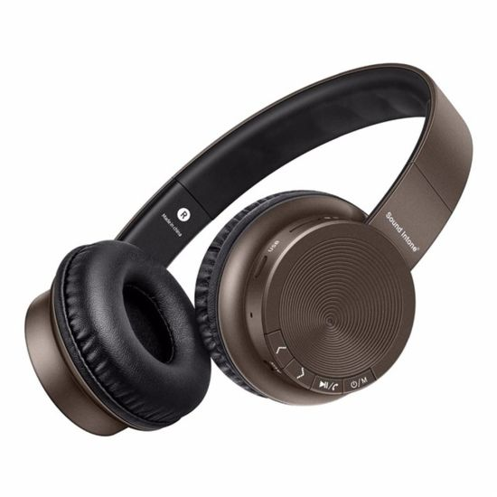 P30 Bluetooth Headphone with Microphone TF Card Music Earphones Strong Bass Gaming Headset