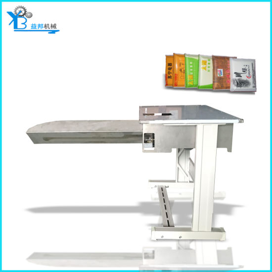 Manual Pocket Tissue Paper Sealing and Packing Machine with Good Quality for Sale