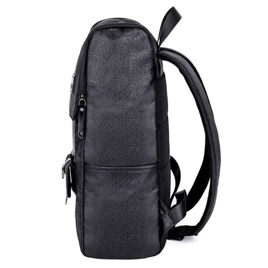 b65c66cd9b 2018 Hot Oxford Cloth Wear-Resisting College White Collar Double Shoulder  School Bag