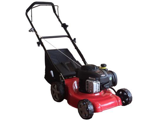 Good Quality 16 Inch Hand Push Garden Engine Lawn Mower