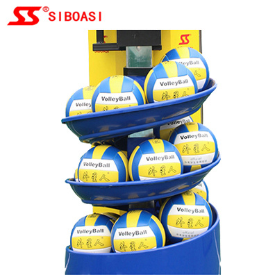 Strong Power Volley Ball Shooting Robot Training Machine (S6638)