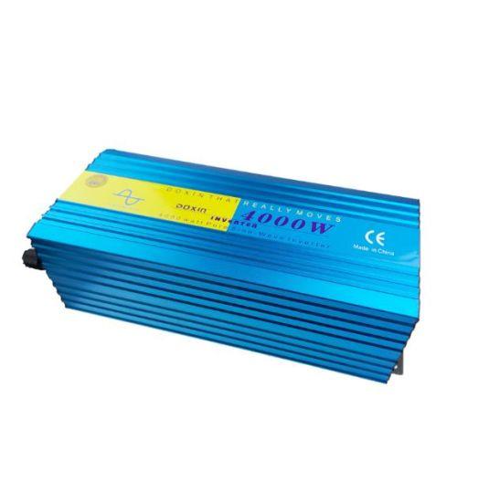 12V to 220V DC to AC 4000W Pure Sine Wave Inverter / Converter Car Power Inverter