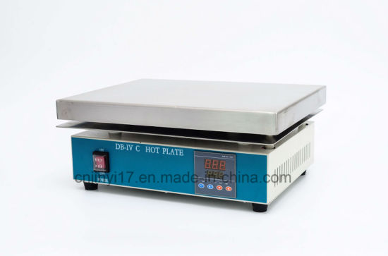 DB-IVC Laboratory Heater/Laboratory Hot Plate/ Heating Plate (DB-IVC) pictures & photos