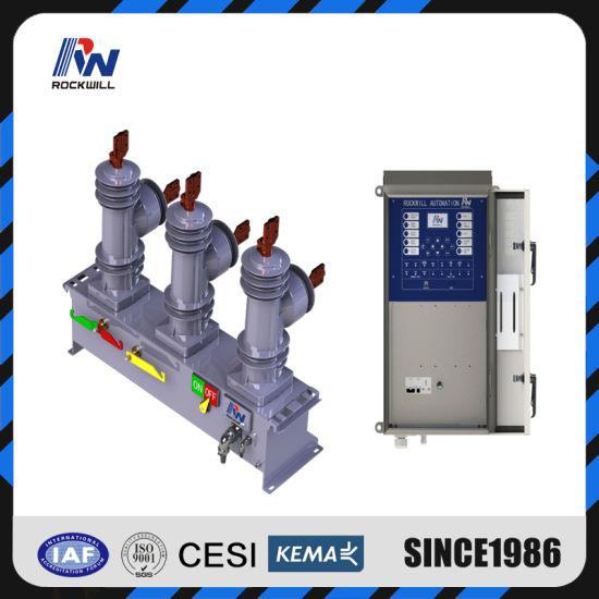 China 38kv Intelligent Controller Breaker of High Voltage