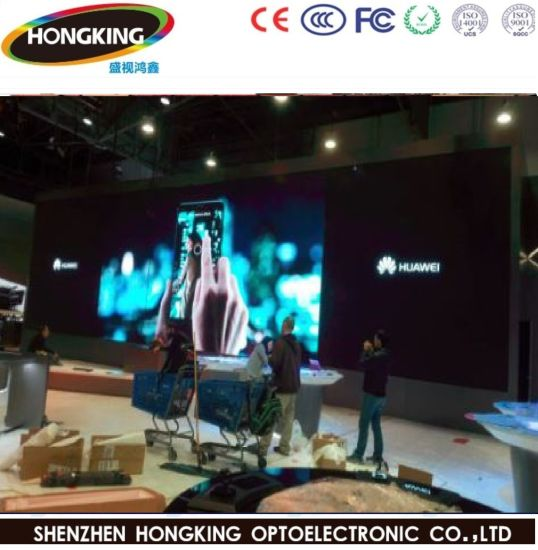 P2 5 Small Pitch 4G WiFi Control LED Panel Flexible Move LED Display  Billboard