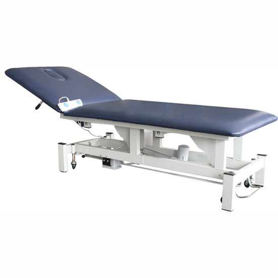 Electric Exam Table Comfortable Electric Medical Massage Bed pictures & photos